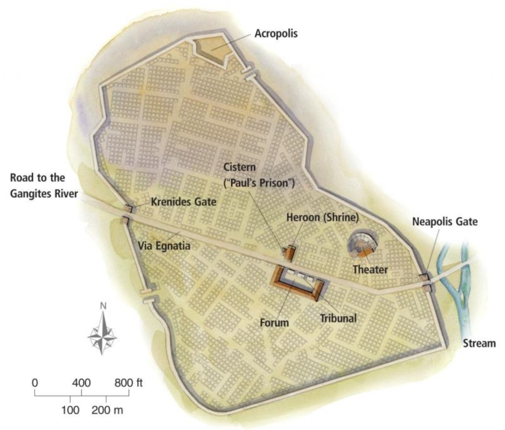 Philippi at the time of Paul