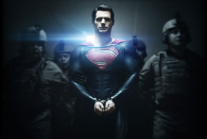 Man of Steel, Christ, Imagery