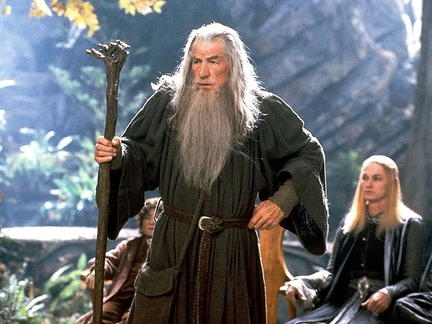 Christian Wisdom from Gandalf the Grey
