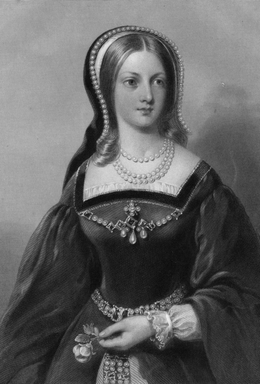 Lady Jane Grey: Queen, Theologian, Martyr...Teenager?